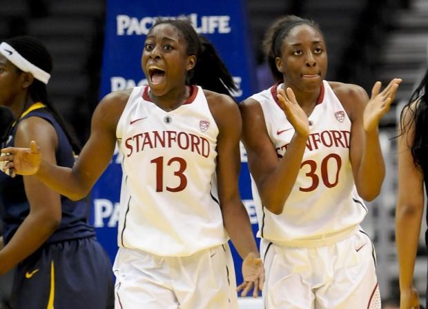 NCAA women's basketball tournament: Rap song amps up Stanford 'Nerds'