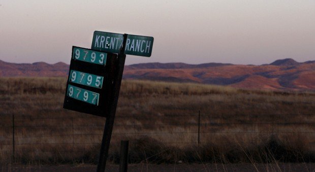Slaying of border rancher still a mystery 1 year later