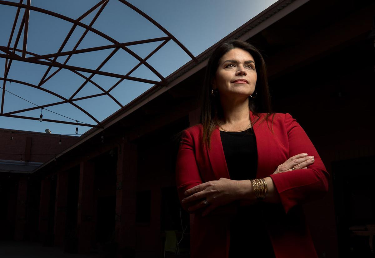 Women of the Pandemic, Regina Romero