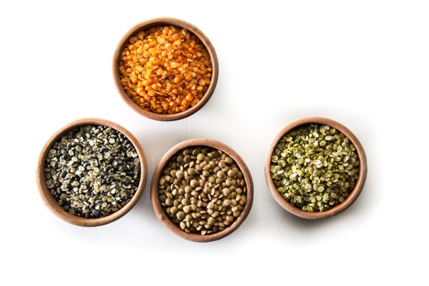 Colorful lentils can be a canvas for smart cooking