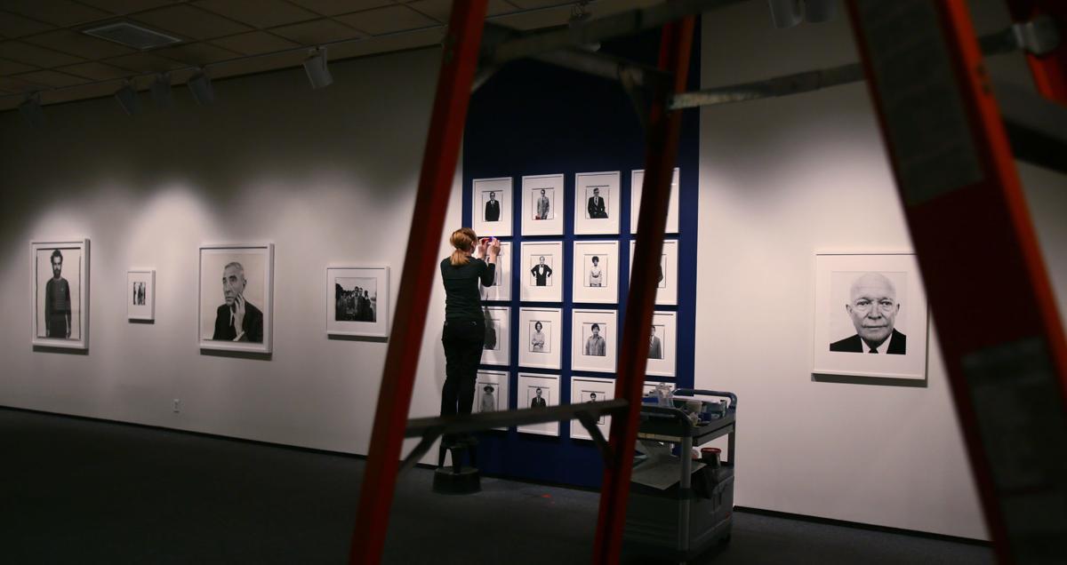 Richard Avedon exhibition