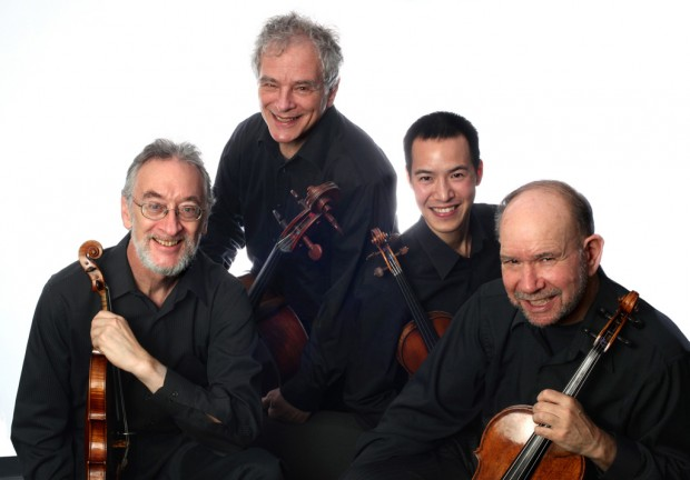 Juilliard Quartet opens Friends' 65th season