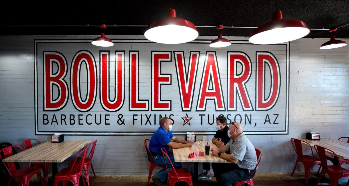 Boulevard Barbecue & Fixins