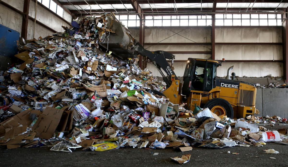 Republic Services Recycling Center
