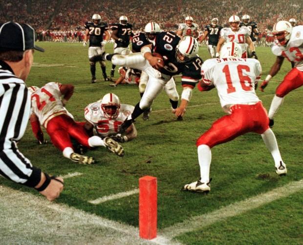 1998 Holiday Bowl