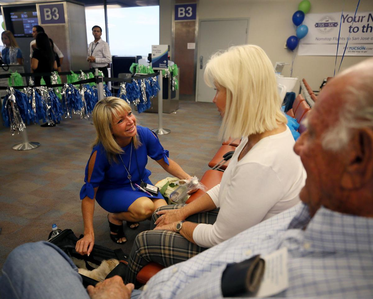 Nonstop Flights To San Jose Return To Tucson International