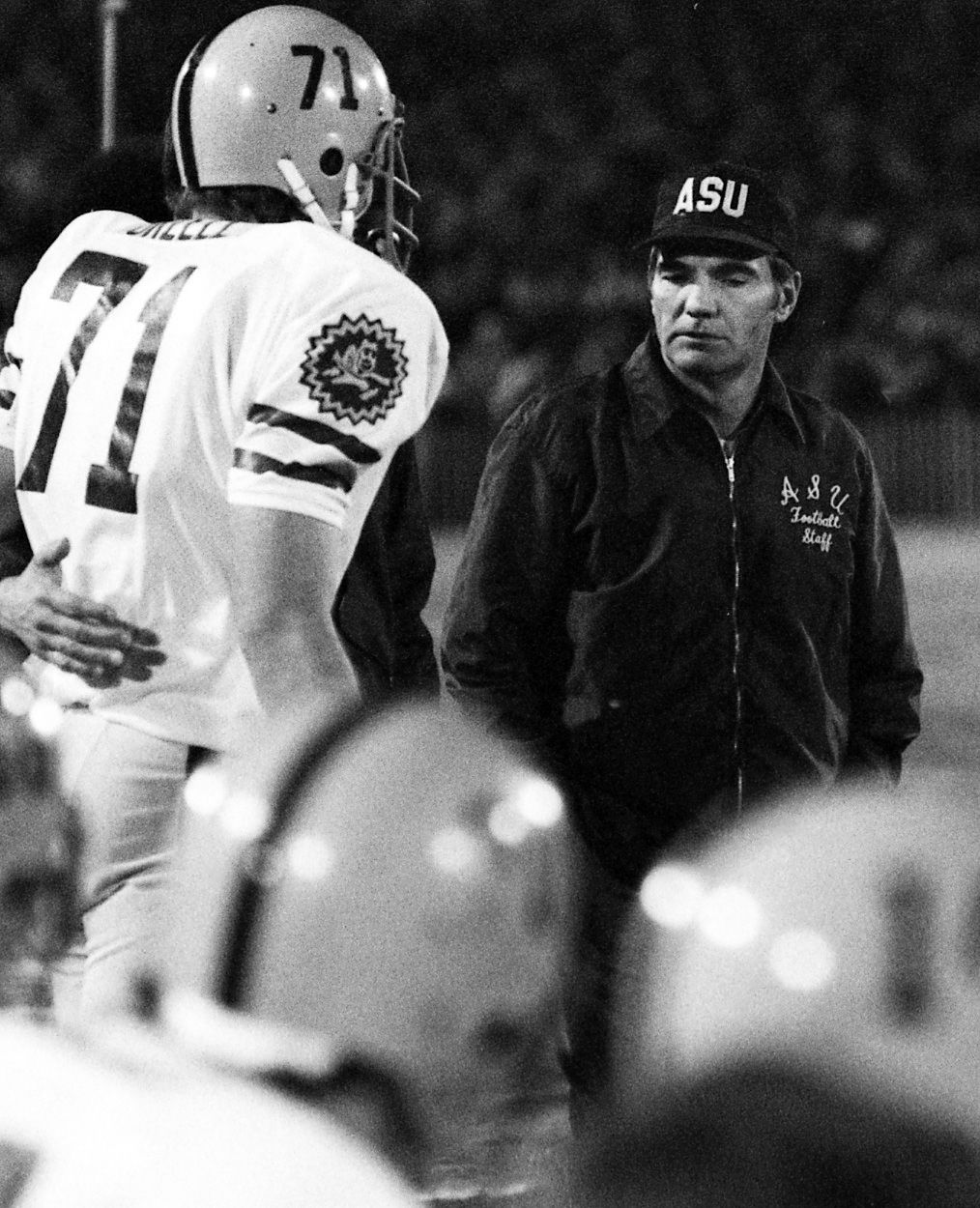 Former ASU coach Frank Kush left his mark in Tucson
