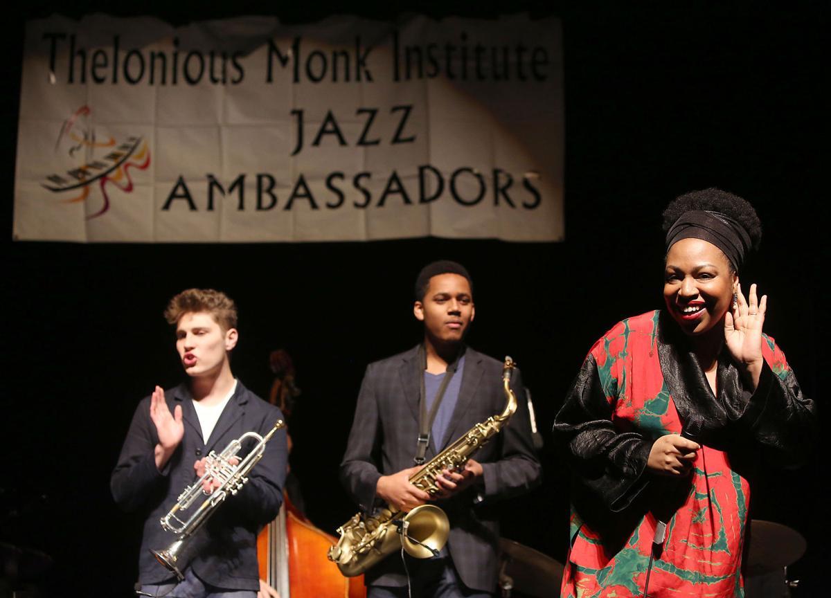 Thelonious Monk Institute of Jazz