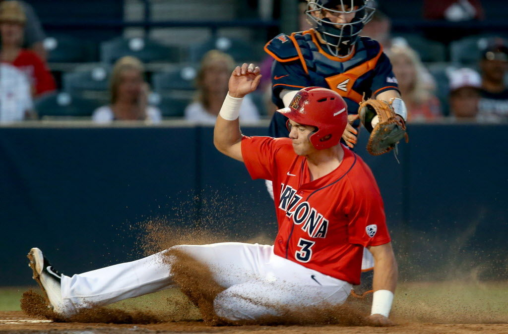 Univeristy of Arizona vs Cal State Fullerton