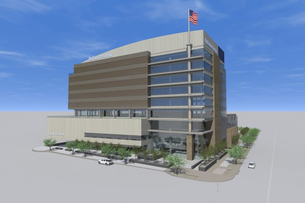 Renewable energy a key in headquarters design