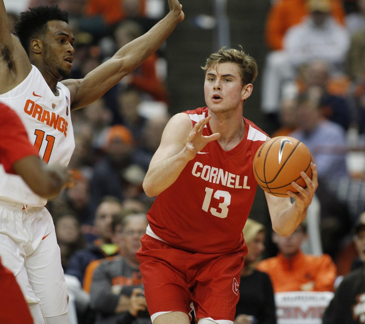 Cornell Syracuse Basketball