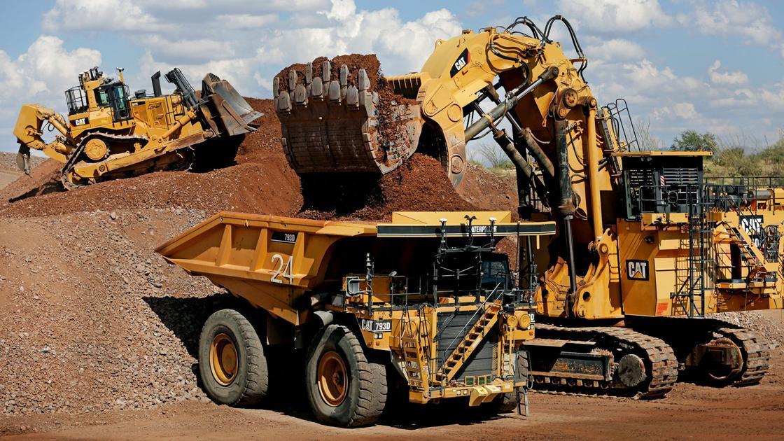 Tucson Caterpillar employees help develop driverless mining trucks