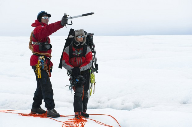 'Chasing Ice' focus is to quell climate change denial, skeptics