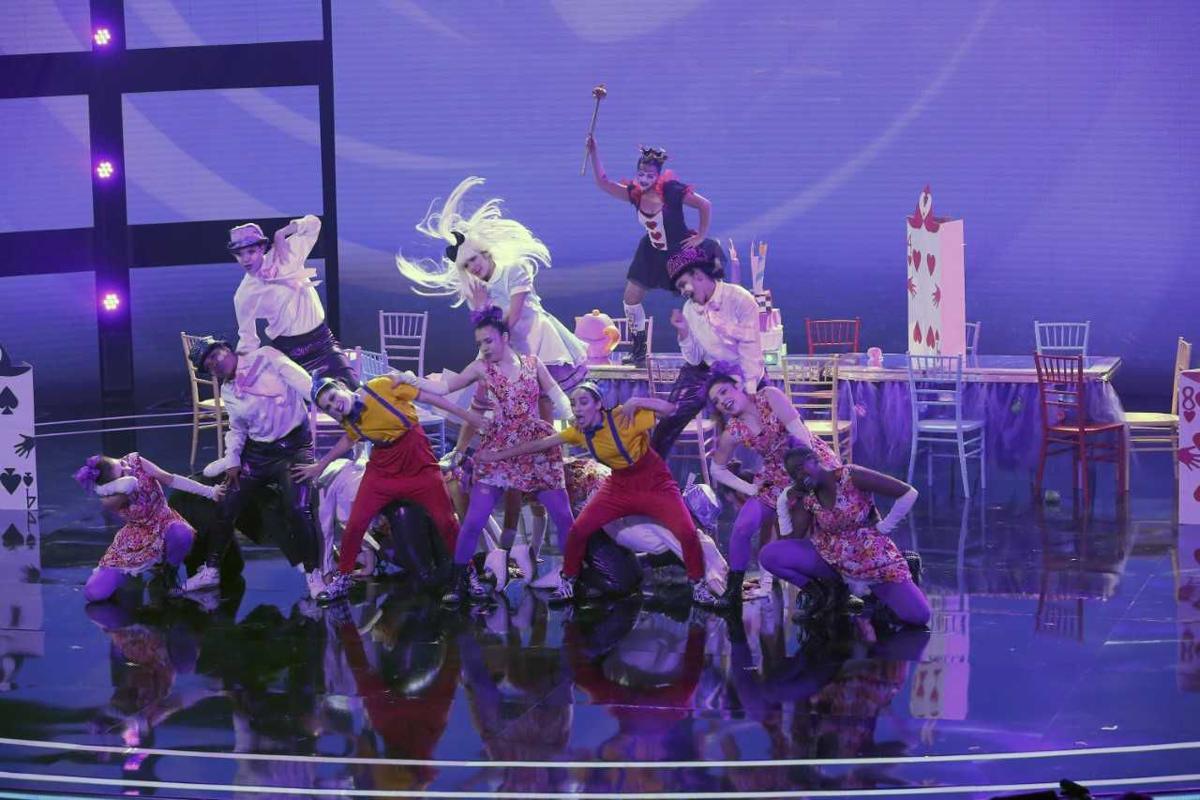 Walden Grove PAC Dance Team on AGT