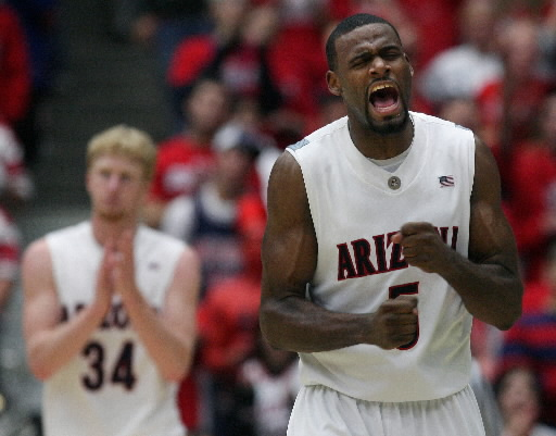 Another streak at UA bites the dust   Arizona Wildcats Basketball ...