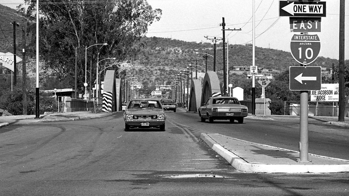 Old Congress Street bridge