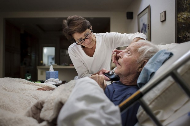 Little support from medical system for home caregivers