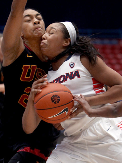 Women: USC 74, Arizona 62: Cats find way to lose against struggling 'SC