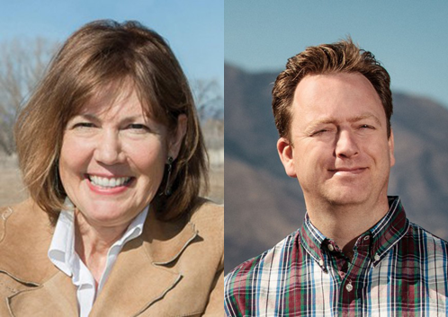 CD1 candidates Kirkpatrick and Paton