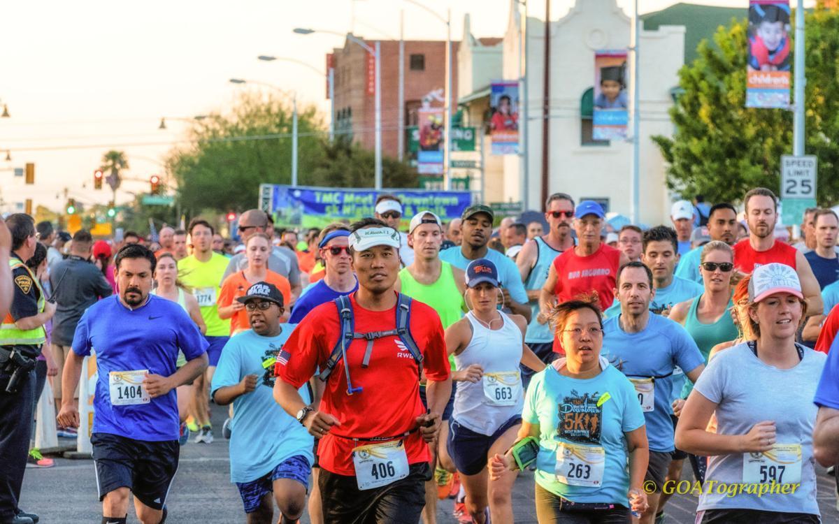 TMC A-Mountain Half-Marathon
