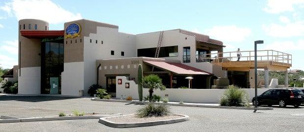 Five Palms Restaurant Tucson Menu