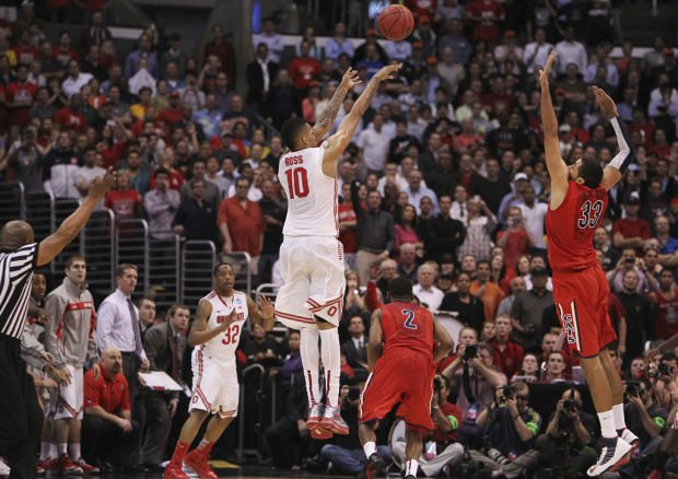 NCAA tournament Sweet 16: No. 2 Ohio St. 73, No. 6 Arizona 70: UA basketball: Wildcats asleep at the switch on last shot