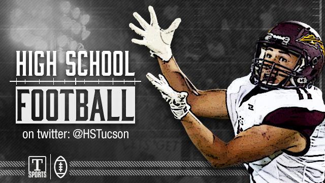 High school football logo NEW