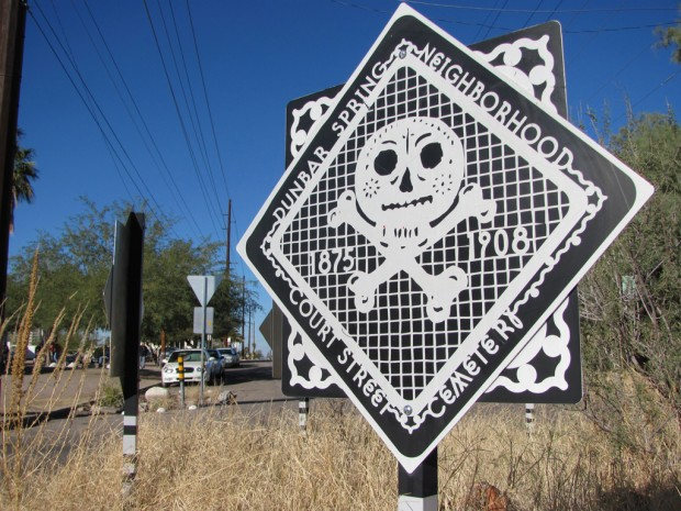 Tucson Oddity Neighborhood Atop Cemetery Local News