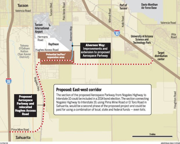$90M road hub proposed for S. Side