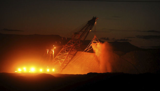Coal for the Four Corners plant