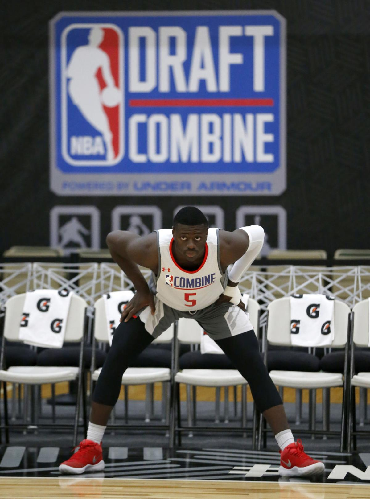 Alkins has much to weigh as NBA Draft deadline nears