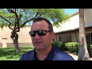 Watch: Arizona coach Jay Johnson previews regular-season finale at Oregon