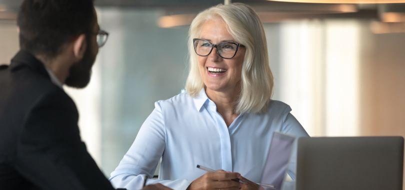 Should you consider a career change after 50?