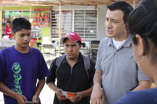 Consulate in Douglas often lifeline for Mexican deportees
