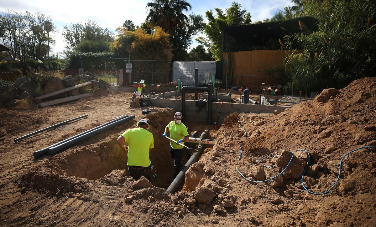 Reid Park Zoo improvements (LE)