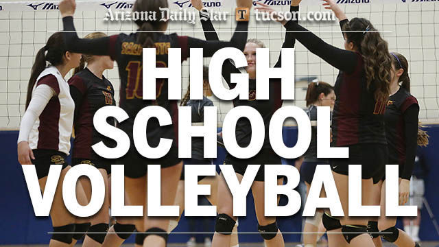 Salpointe Catholic girls volleyball team takes down Phoenix Greenway for 4A state title