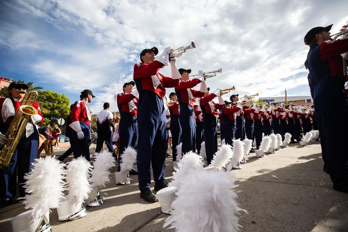 University of Arizona Homecoming Parade 2019