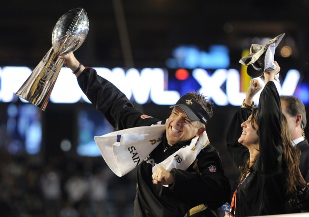 NFL Notebook: Brees convinced Payton will stay a Saint