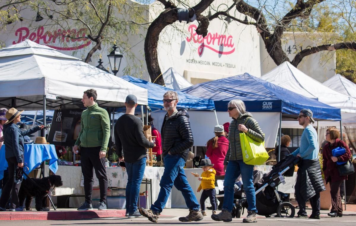 St. Philips Plaza Artisan Farmer's Market