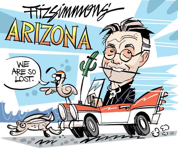 Fitz Blog Art: Fitzsimmons' Arizona