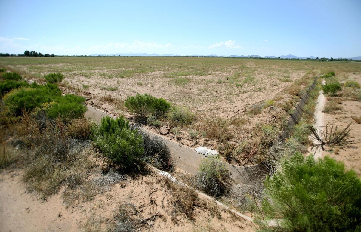 Monsanto property in Avra Valley