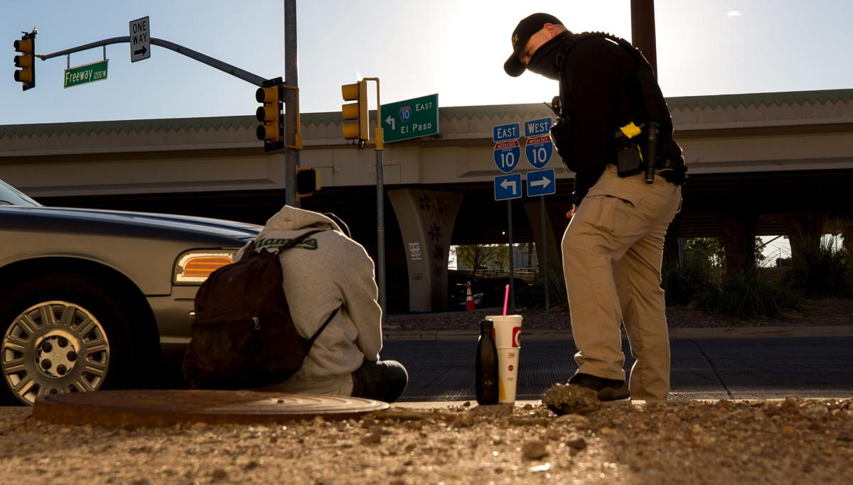Substance Abuse Resource Team, Tucson Police