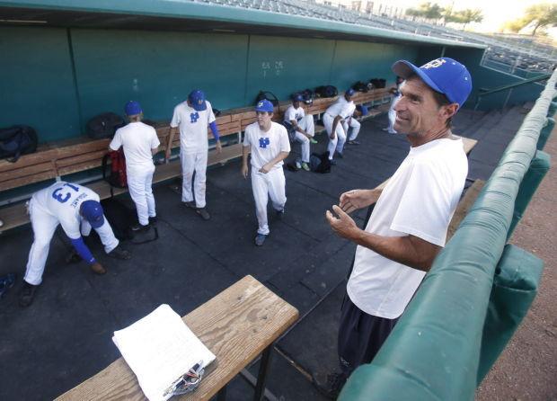 Palo Verde High School baseball