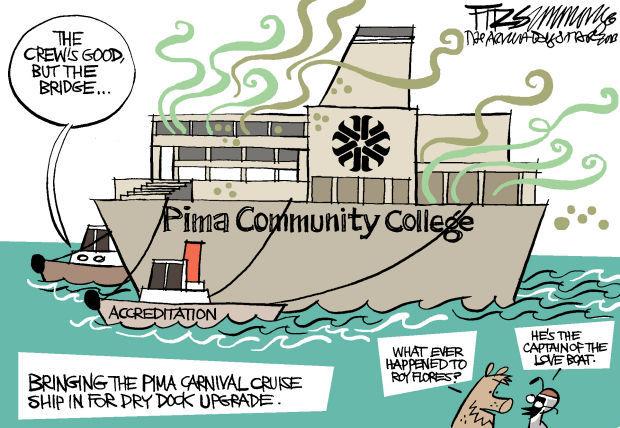 Daily Fitz Cartoon: PCC SOS