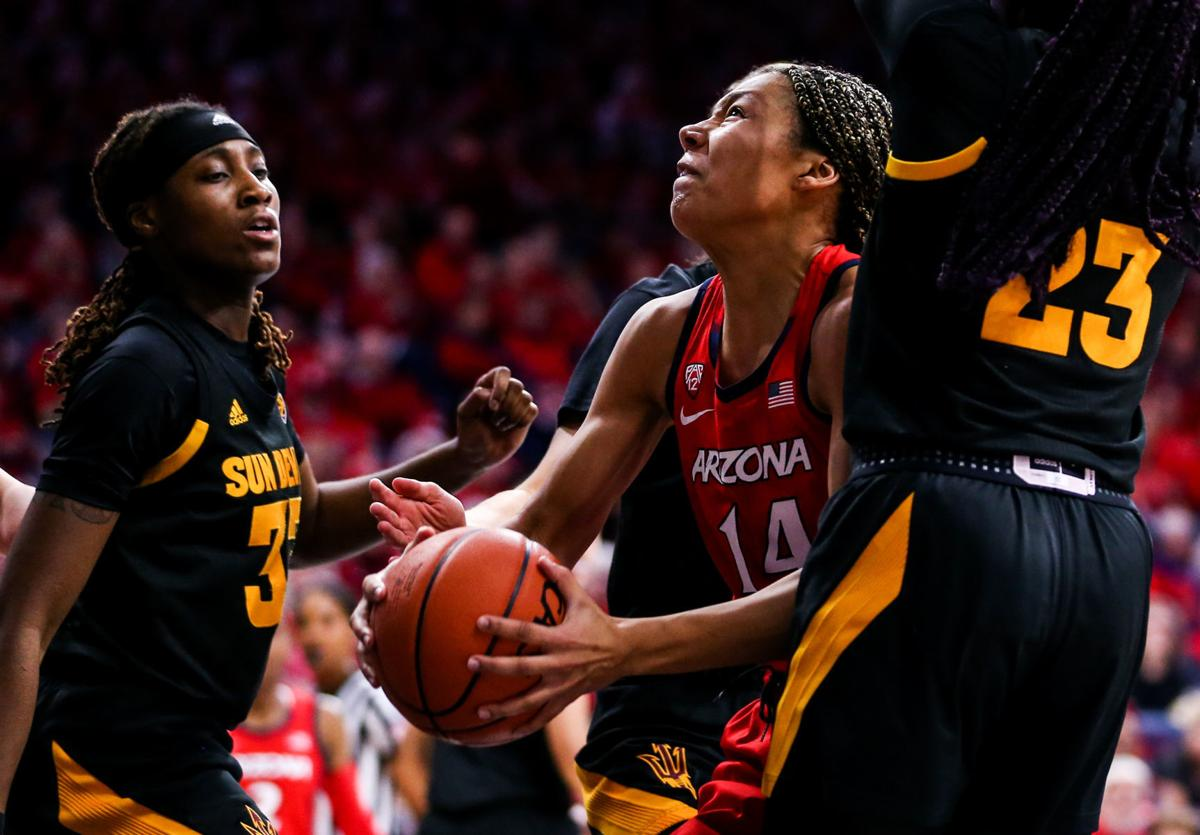 'Unsung hero' Sam Thomas was a difference-maker in Wildcats' Friday win over rival ASU