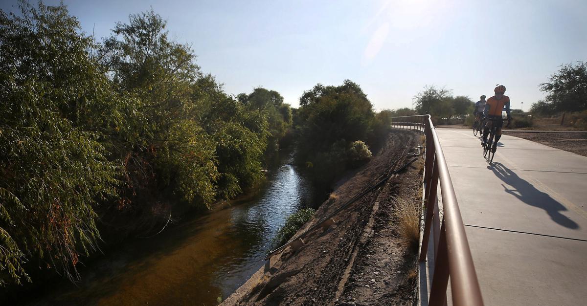 Santa Cruz River, Tucson