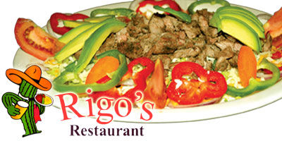 Tucson Deal: $20 of Rigo's for only $10! Authentic Mexican Food & Drinks