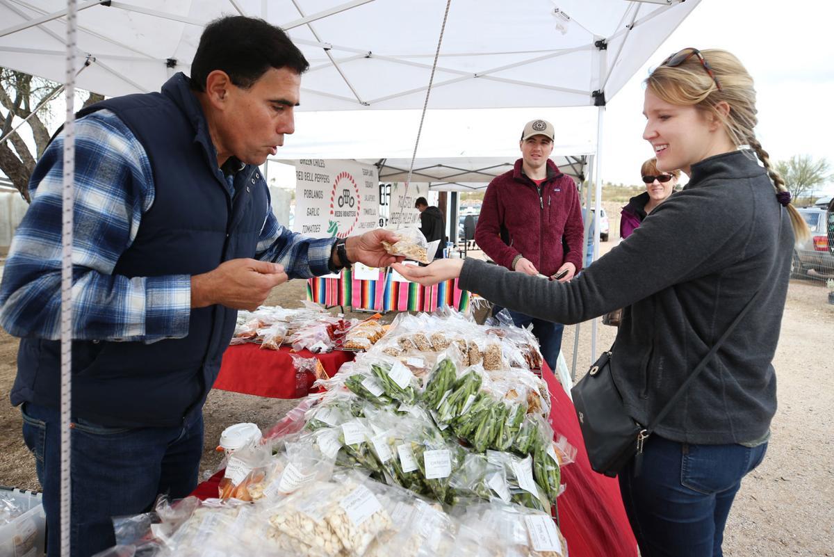 Oro Valley Heirloom Farmers Market