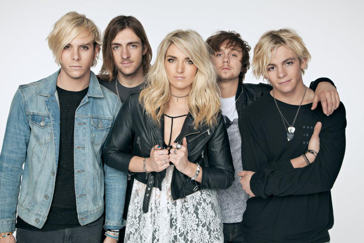 Sibling group r5 back for music hall gig latest entertainment and return of r5 m4hsunfo