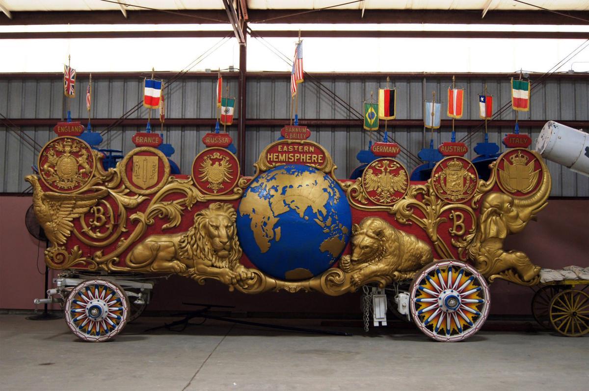 Canadian buyer pays $250K for historic Barnum & Bailey circus wagon ...